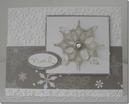 Serene Snowflake 002