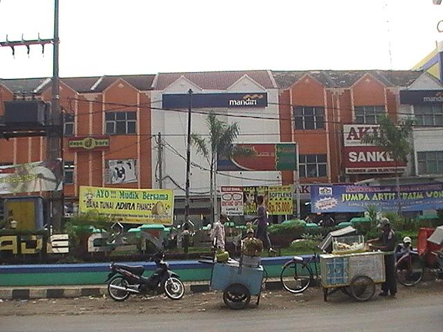 Bank Mandiri Cileungsi Indonesia