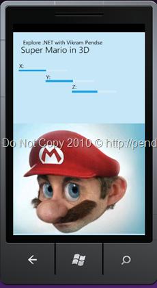 MarioDesk