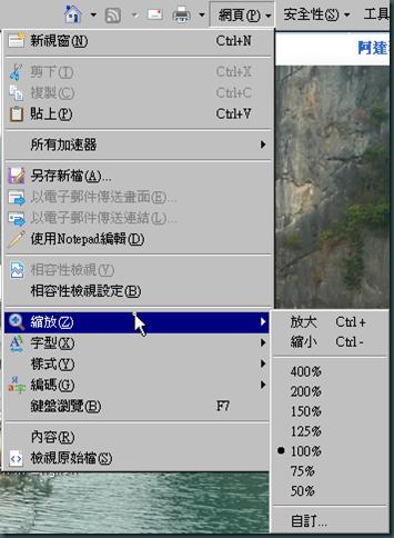 舊版IE設定方法