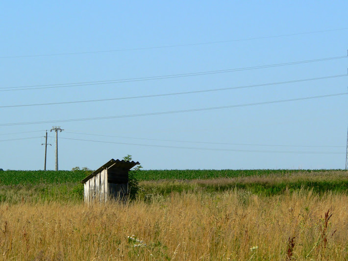 closet on the fields, village