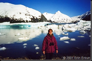 June 2001 - Portage Lake, Alaska