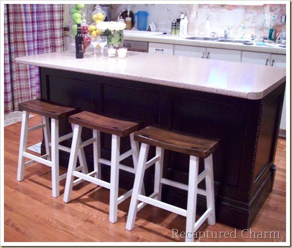 stools white 025