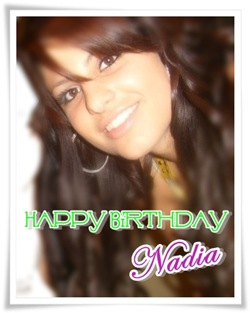 happybirthdaynadia