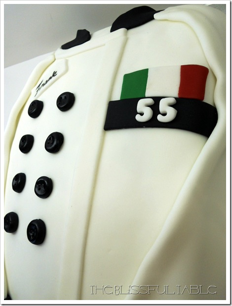 Chefs Coat Cake 039a