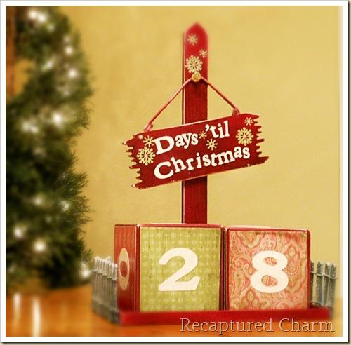 days til christmas calendar 040a