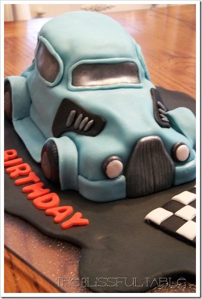 car cake 8a