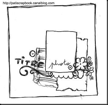 Sketch de Pati
