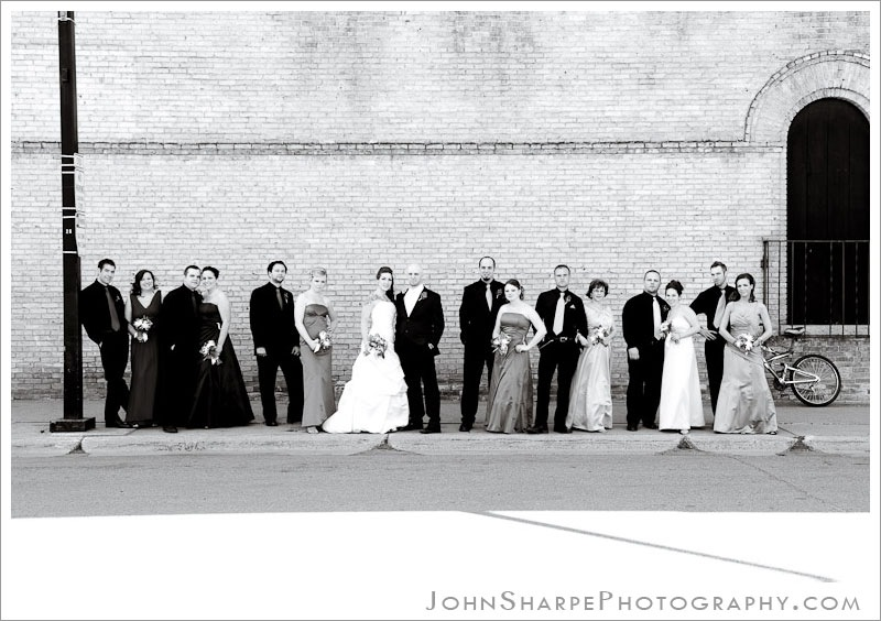 St Cloud Bridal Party Portraits