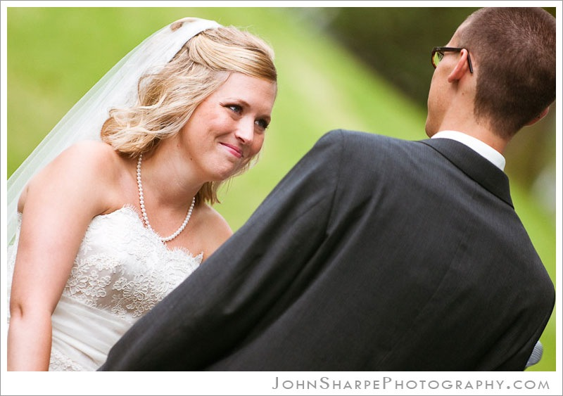 Salem Covenant Church in New Brighton, MN Wedding Ceremony Photographer
