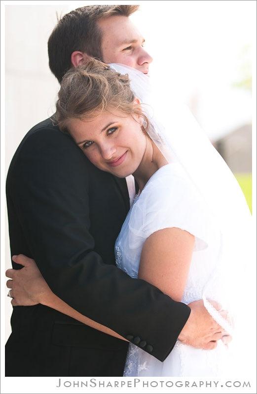 Draper Utah Temple Wedding Photographer