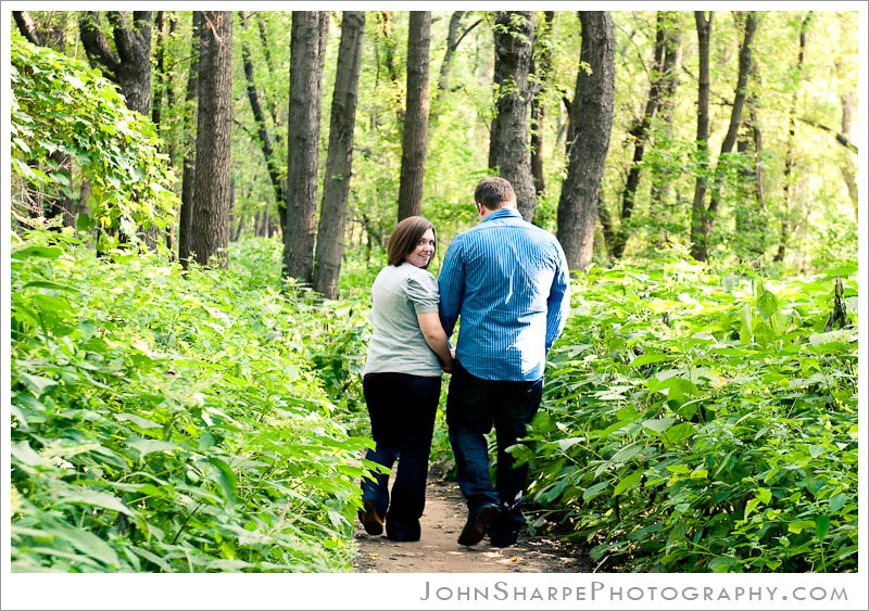 Minnesota Engagement Photos