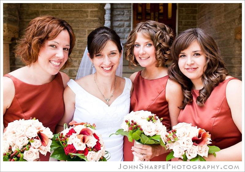 Macalester College Wedding Photographers