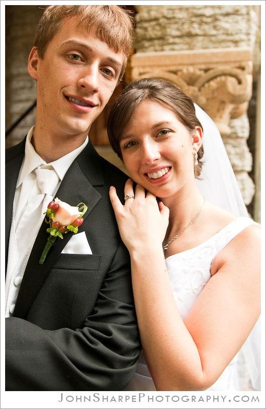 Macalester College Wedding