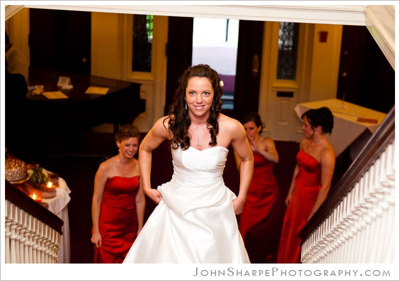 Germanic American Institute MN Wedding Reception Photography