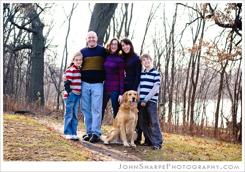 St Paul Minnesota Family Photography