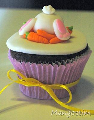 cupcake coelho 3