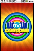 Screenshot of WOWtv Cartoons