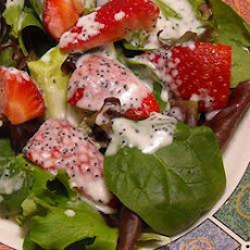 Strawberry Romaine Salad I