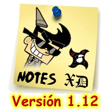 Notes XD 1.12