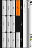 Screenshot of djay Remote Control Demo