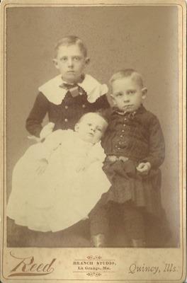 Orphan 0058 William, Charles, Leon Hagood