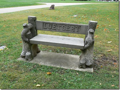 Luetgert, Elm Lawn Cemetery