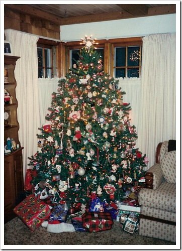 MILLER, Jean Marie MILLER Christmas Tree
