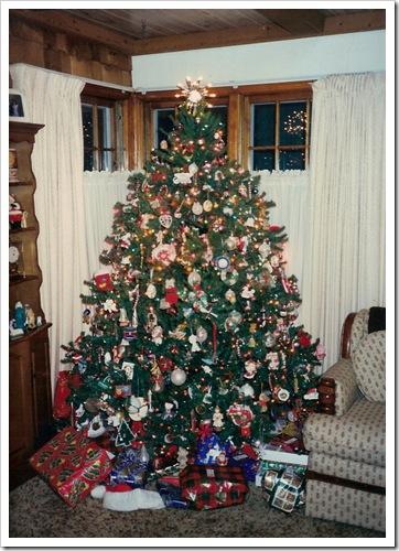 MILLER, Jean Marie MILLER Christmas Tree