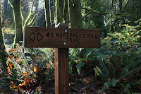Trailhead Marker Photo