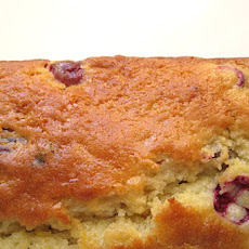 Cranberry Pecan Bread (Cranberries are here!!!)