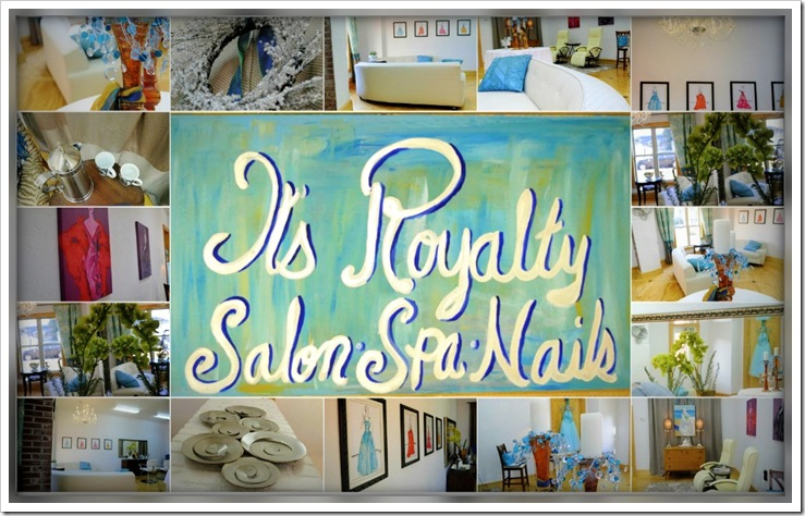 salon collage
