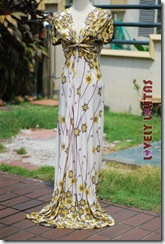 Sweetie Twisted Maxi