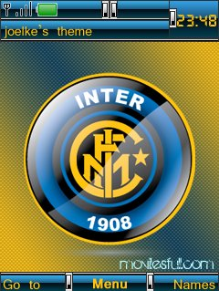 Tema Inter 1908 Symbian S40 3rd