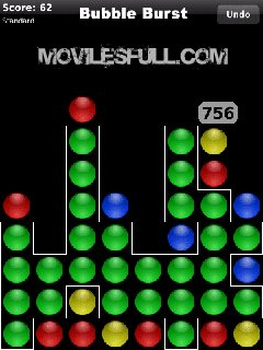 Bubble Burst para BlackBerry