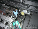 Turbo mounted