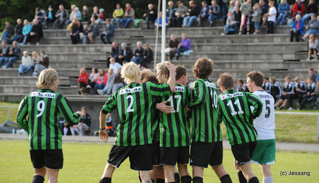 Arne Dalehaug scoret 1-0 målet for Staal.