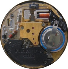 Bulova Accutron cal. 219