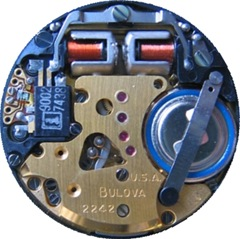 Bulova Accutron cal. 224