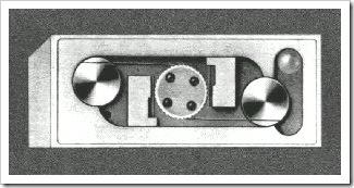 Micromotor do Omega cal. 1220
