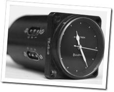 Relógio de painel Bulova Accutron