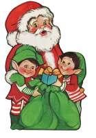 Santa & elves1