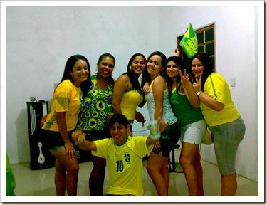 1º jogo do Brasil