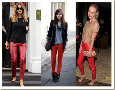 Red Pants 1