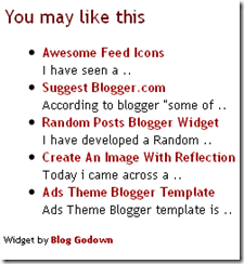 random-posts-widget-with-summary