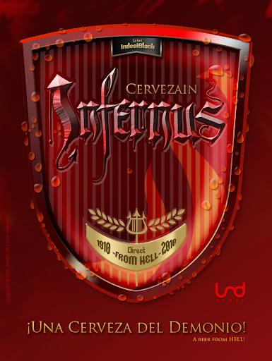 Cerveza Infernus - by PeGGO