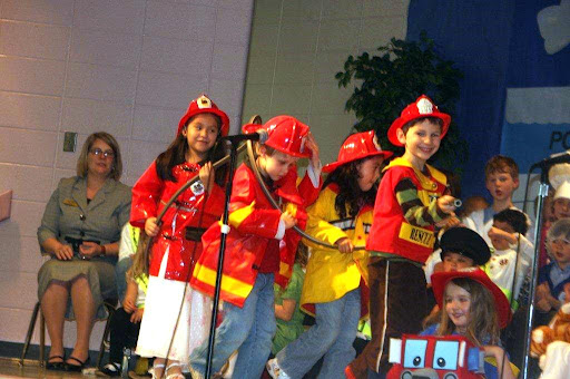helpers in our community. Our Community Helpers at