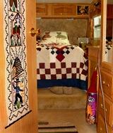 Laredo Interior Bunk