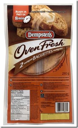 OvenFresh Multigrain Baguettes