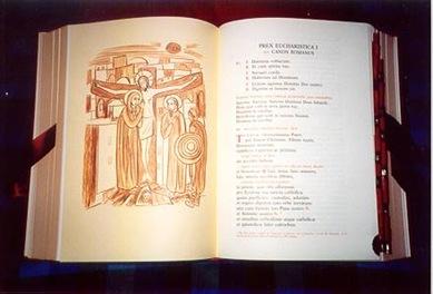 Misal Romano Tertio Editio Typica